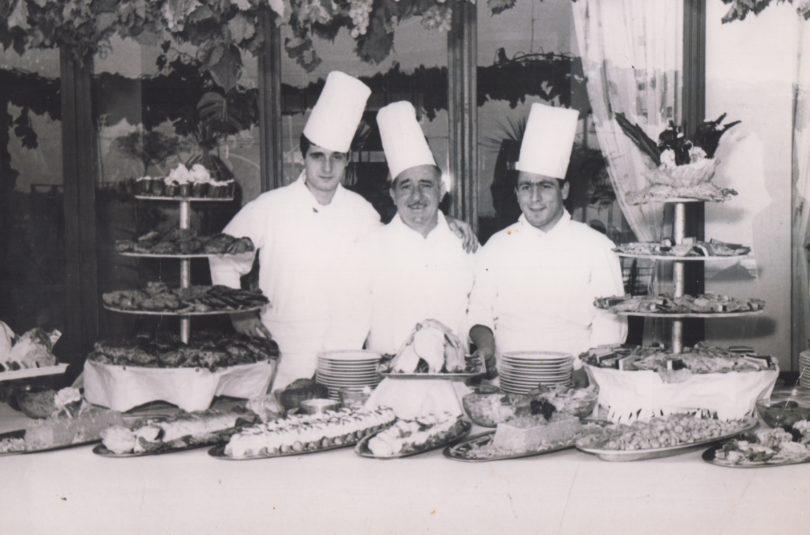 Gli anni '60 e la brigata di Francescopaolo 'Ciccillo' Falconio
