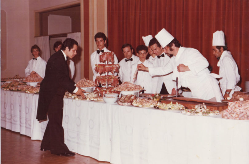 Le tredici stagioni al Grand Hotel Mediterraneo di Montesilvano