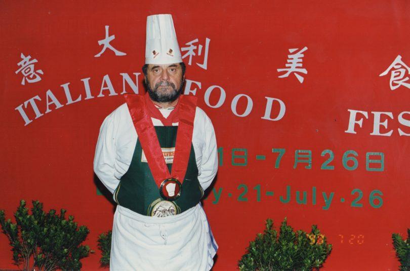Festival della cucina e della pasta italiana, Pechino 21/26 luglio 1998
