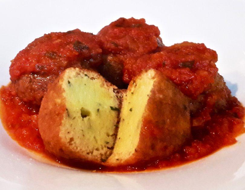Pallotte cace e ove, la ricetta di Peppino Falconio