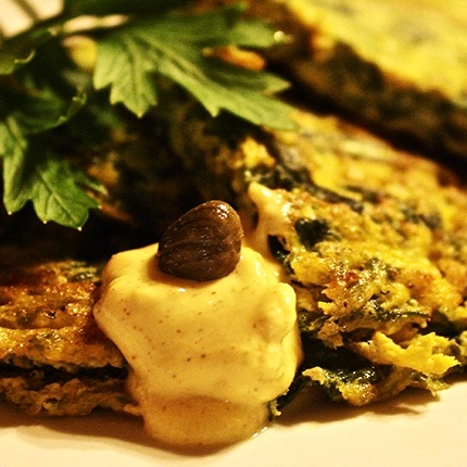 Le frittatine di pesce azzurro di Peppino Falconio